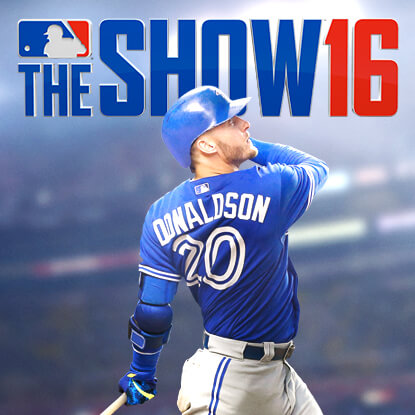 MLB 16