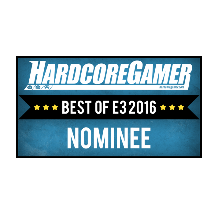 Award Best of E3 2016 Nominee