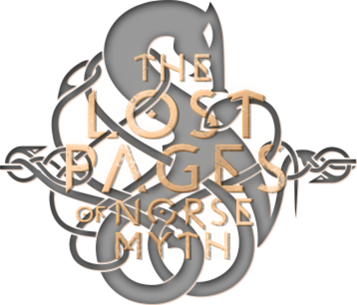 The Lost Pages of Norse Myt cover art