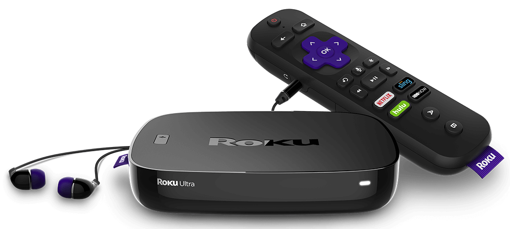 Roku TV and Players device and remote