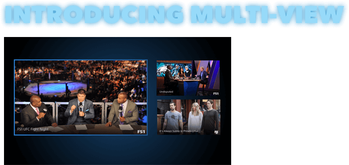 Introducing multi view
