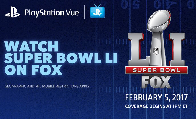 WATCH SUPER BOWL LI ON FOX