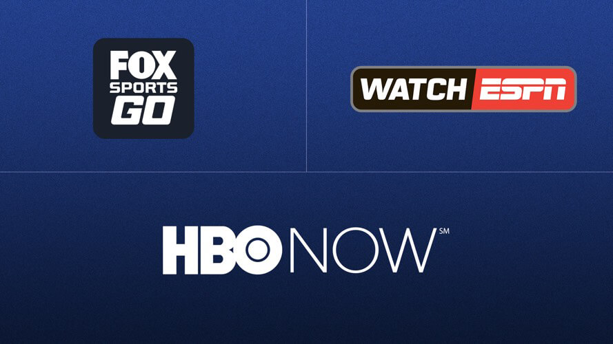 TV Everywhere Apps - PlayStation Vue Features