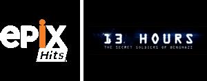 13 hours logo