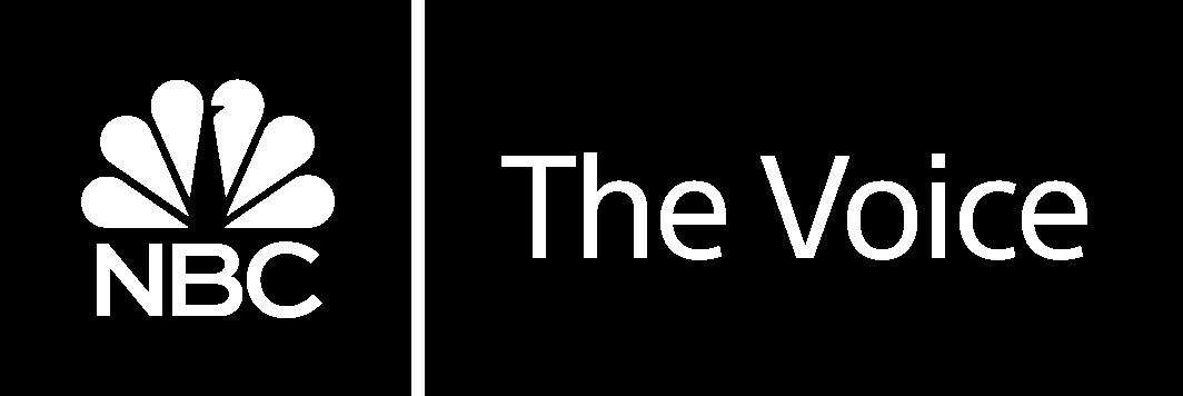 NBC logo, The Voice