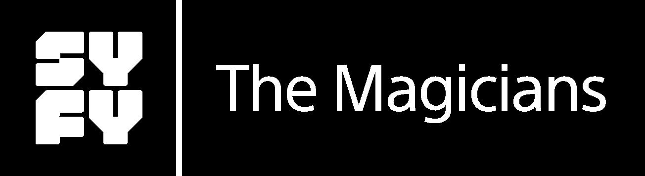 Syfy logo, The Magicians