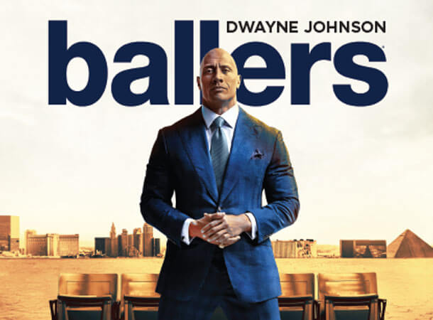 Ballers, Comedy - HBO