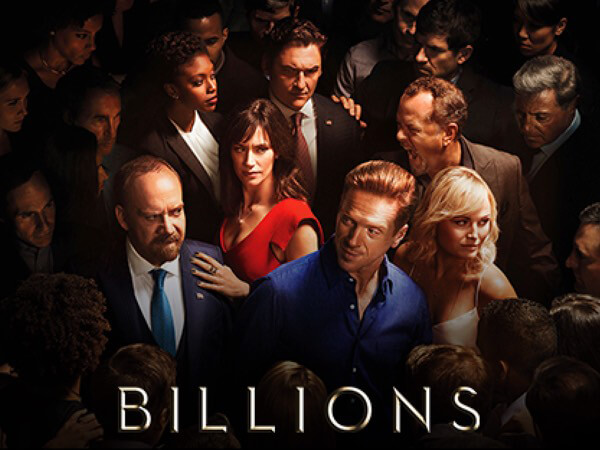 BILLIONS - SHOWTIME Drama with PS Vue