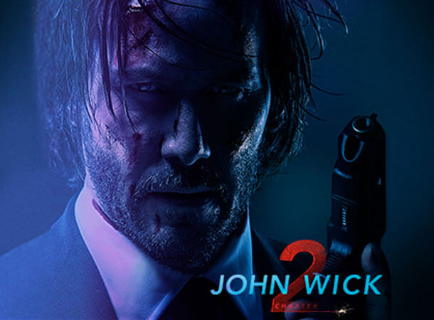 John Wick Chapter 2, Drama - HBO