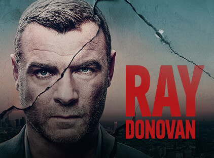 Ray Donovan - SHOWTIME Drama with PS Vue