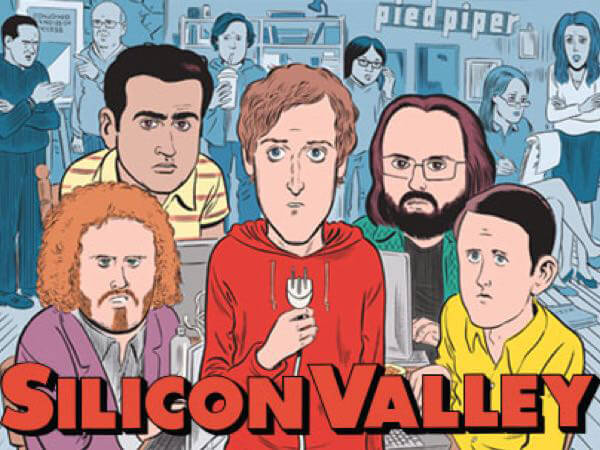 Silicon Valley, Comedy - HBO