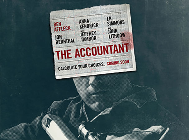 The Accountant, Drama - HBO