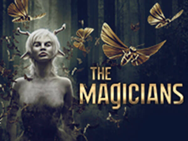 the magicians logo
