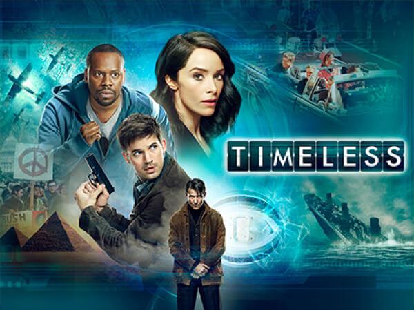 timeless logo