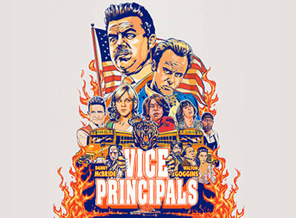 Vice Principals, Comedy - HBO