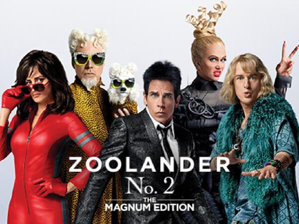 zoolander 2 logo